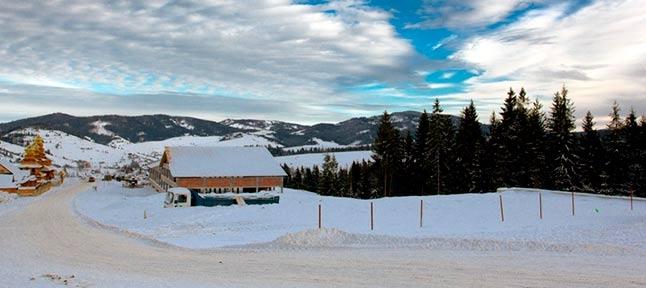 Ski Resort Play