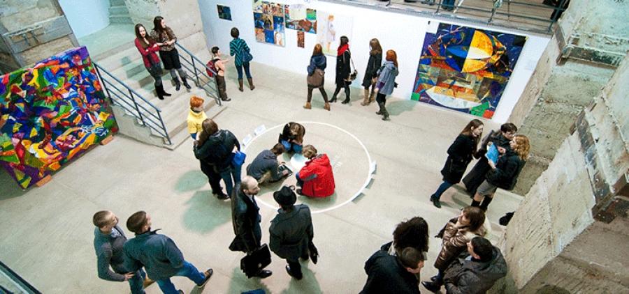 Art Kharkiv today. Мистецтво бачити думки