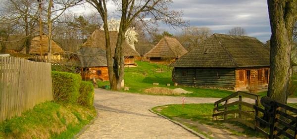 Museum of Folk Architecture and Life in Uzhhorod