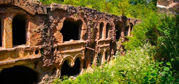 Tarakanovskiy Fort