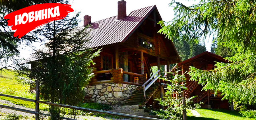 House in the Carpathians