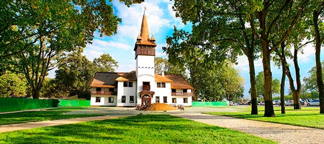 Carpathians Relax. Transcarpathia + Lviv