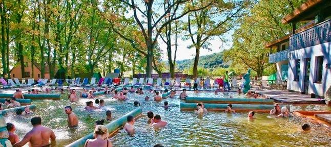 Thermal waters Kosino