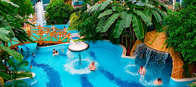 SPA exclusive for the elite! Thermal Holidays in Hungary