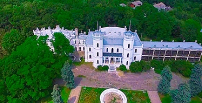 Manor Kharkov province. The epoch of palaces and parks