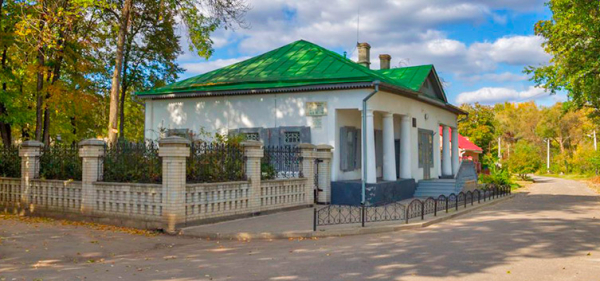 House-Museum of Anton Chekhov in Sumy