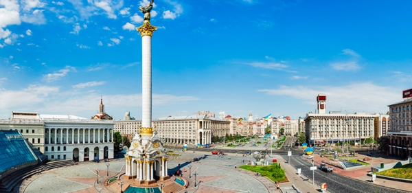 Майдан Незалежності, Київ