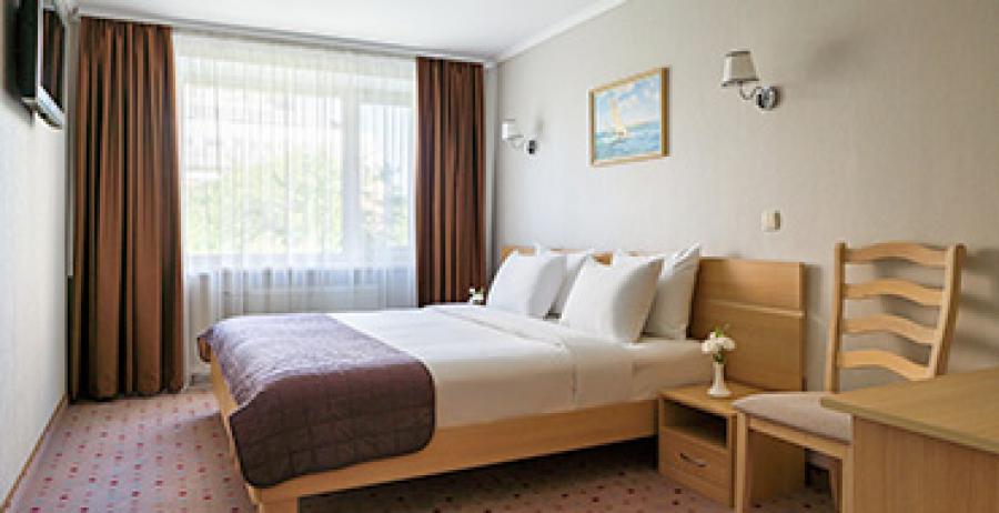 Odessa from Kharkov. Hotel complex & quot; Arcadia & quot; 3 *