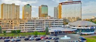 Odessa from Kharkov. Hotel complex & quot; Odessa & quot; 4 *
