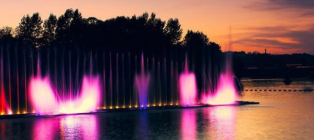 Міфи і фонтани. Вінниця - Умань