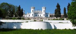 Manors of the Kharkov province + Parkhomovka