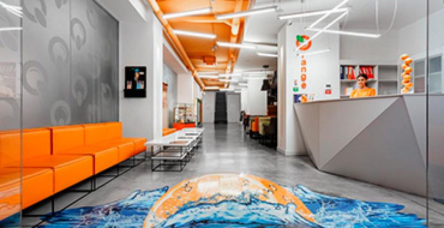 Odessa. Hotel & quot; Orange 3 * & quot;