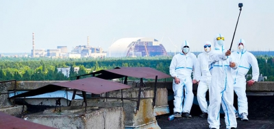 Exclusion Zone. Tour to Chernobyl from Kharkov