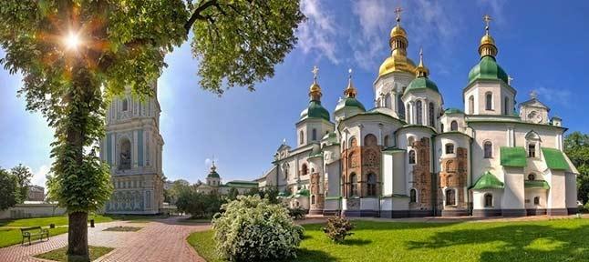 Gold of Ukraine. Chernihiv - Kiev