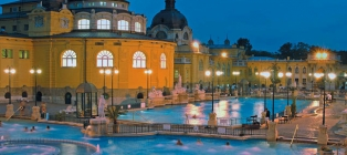 Węgry. Ośrodki termalne