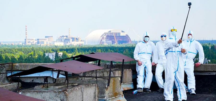 Exclusion Zone. Chernobyl - Pripyat