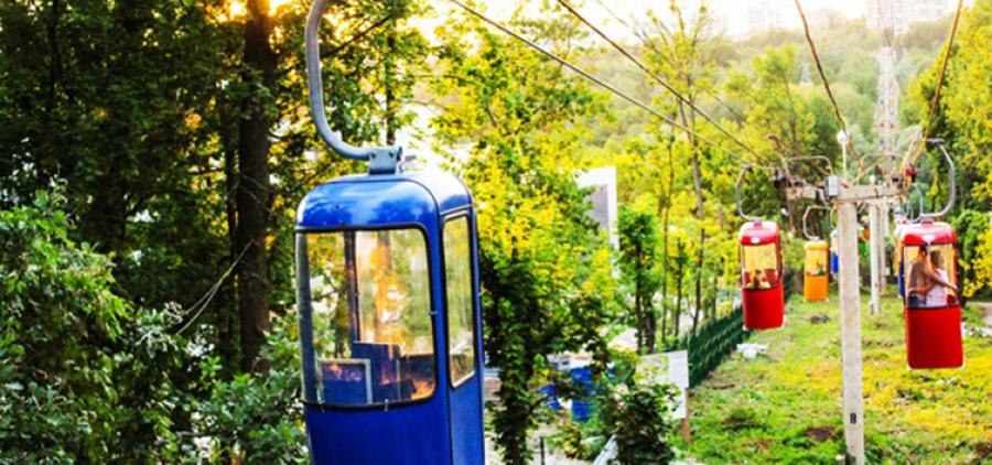 Bright holidays in Kharkov