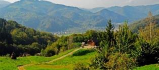 Bukovina Carpathians. Chernivtsi - Kamyanets-Podilskyi