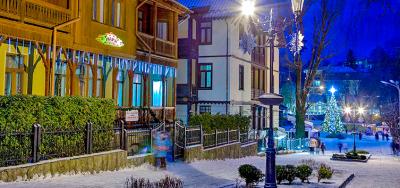 МЕГА-тур до Трускавця. 7 днів відпочинку в Прикарпатті