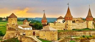 Kamenets-Podolsky cruise. Lviv - Hotin - Kamenets