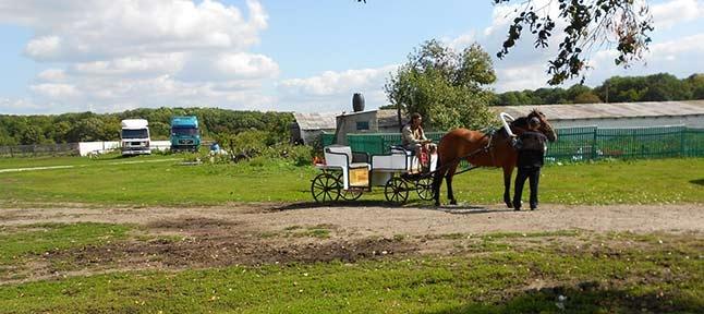 """Cossack farm """"Cantacuzovka"""""""