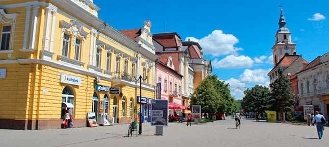 Beregovo