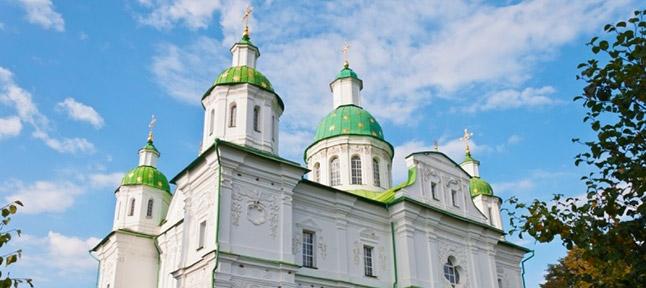 Мгарський монастир, м.Лубни
