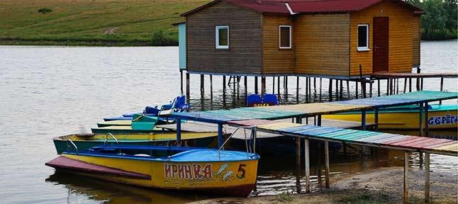 "Recreation center ""Petrenki - Uyut"""