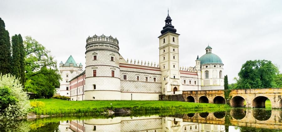 Królewskie drogi. Ukraińsko - polski Wacation