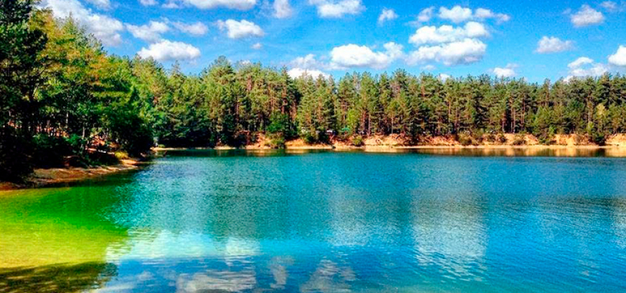 Desna, Seim and Blue Lakes. Tour in Chernihiv region on Constitution Day!