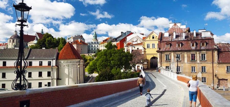 Roads of three eras. Volyn + Poland