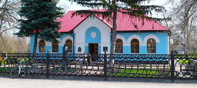 Literary and Memorial Museum of N.V. Gogol in the village. Great Sorochintsy