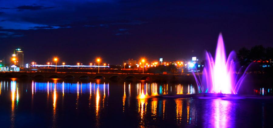 Independence Day Neon Tour! Vinnytsia - Uman - Medzhybizh