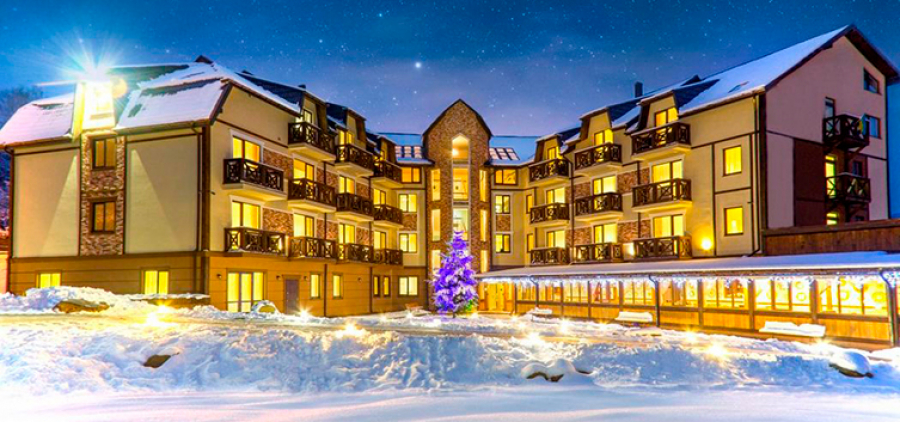 "New Year's premium vacation in the Carpathians! ""Premiun Club"", Yaremche"