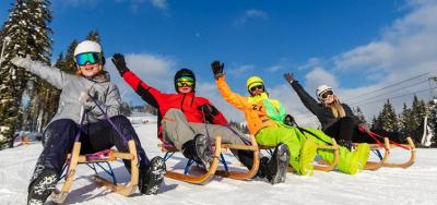 Ski tour for 3 days. Bukovel, Dragobrat, Yasinya