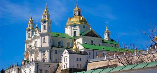 Успенський собор Почаївської Лаври
