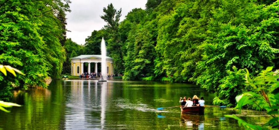 Od Podillii do Morza Czarnego. Pałace i parki, pustynie i jeziora