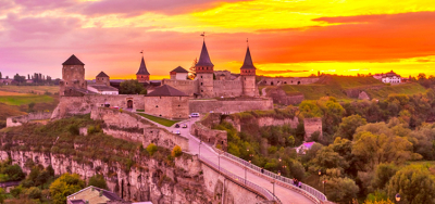 Fortified city, museum city! Tour to Kamyanets-Podilsky
