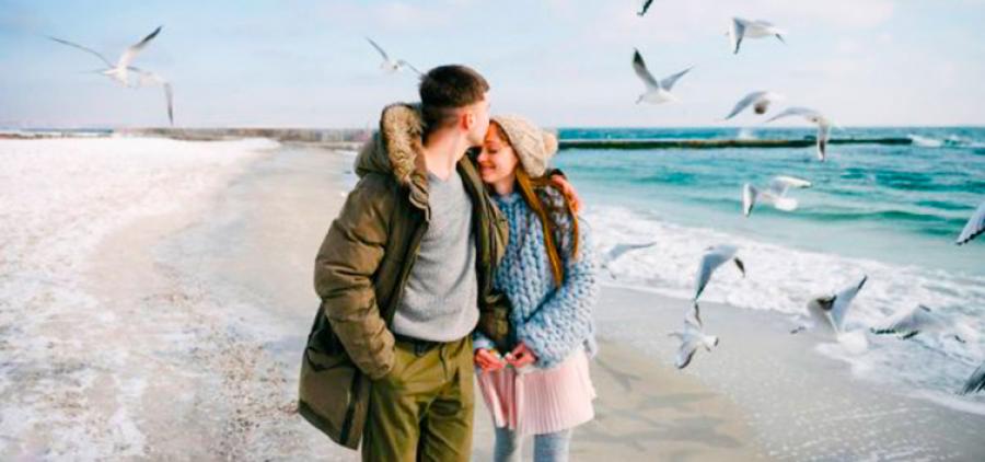 Морське побачення. Одеса на День Св. Валентина!