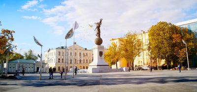 Three bright days. Kharkiv is impressive
