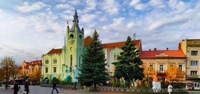 Aroma of Transcarpathia. Mukachevo - Beregovo - Uzhhorod - Lumshory