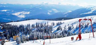 Srebrne sznurki z Karpat. Góry, jeziora i wodospady
