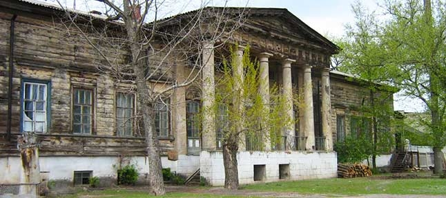 Manors of Kharkiv region. In the footsteps of the Veles Book
