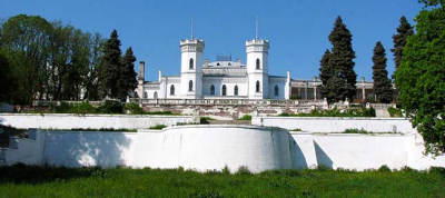 Manors of Kharkiv region + Singing terraces