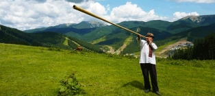 Gutsulka the Carpathians. Lviv + Carpathian Mountains