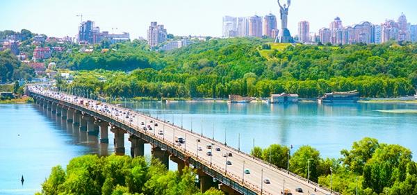 ріка Дніпро