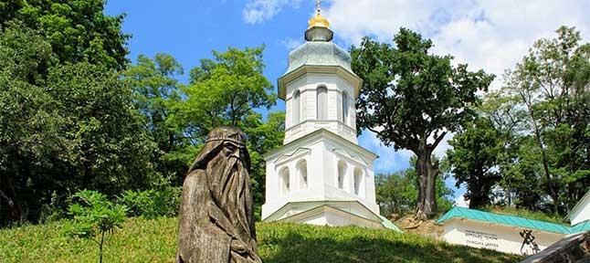 Byliny starożytnej Rosji. Megatour dla regionu Czernihowa
