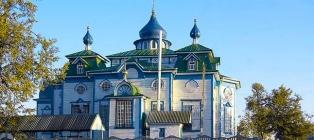Дерев'яне зодчество. Храми Харківщини
