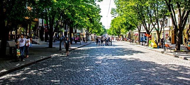 Вулиця Дерибасівська