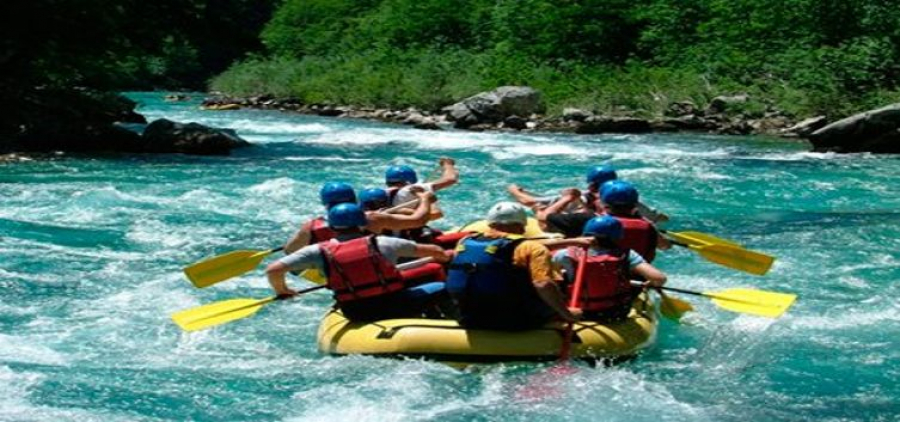 River of God. Rafting on the Southern Bug - Pechersk rapids
